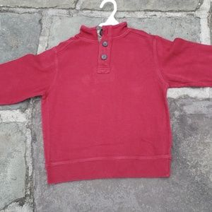 Red Gymborree Knit Pullover